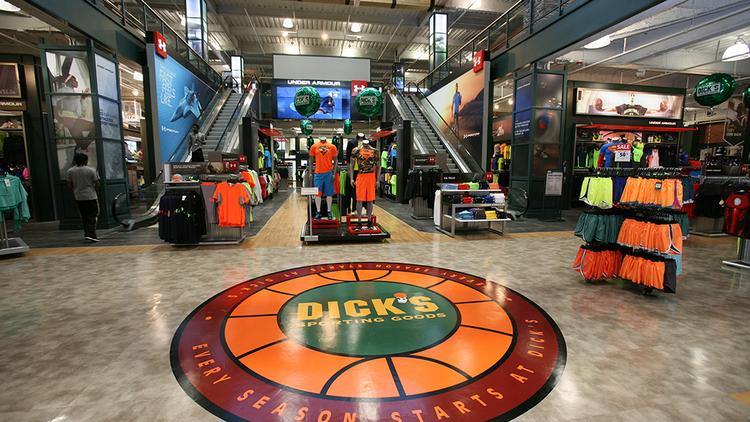 Dick's Sporting Goods in Tampa