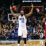 Charlotte embracing an NBA franchise — again
