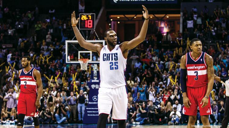 Al Jefferson, the Bobcats' $41 million man, has played a major role in the franchise's improving fortunes.