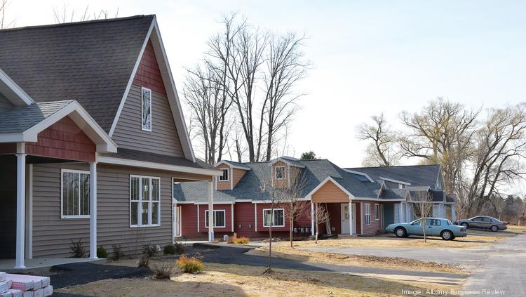 The Spinney at Van Dyke in Delmar, NY is the second senior housing project for the Spinney Group. The project will cost an estimated $35 million.