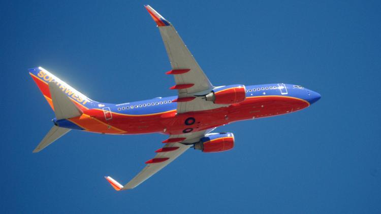 Southwest Airlines' most profitable route has always been Dallas to Houston.