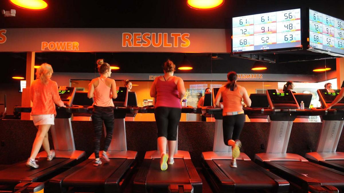 orangetheory fitness opens folsom studio on friday sacramento business journal. Black Bedroom Furniture Sets. Home Design Ideas