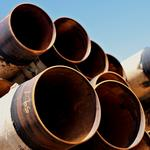 If you think all those fracking pipes are good for U.S. steel makers, you're wrong