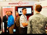 Nearly 600 people attended Day 1 of the Ohio UAS Conference at Sinclair.