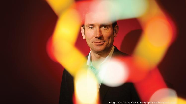 matthew patterson is the ceo of gene therapy company audentes therapeutics audentes office san francisco main 2