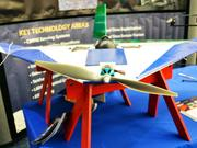 The UAS industry is projected as the most dynamic growth sector in the aerospace and defense market.
