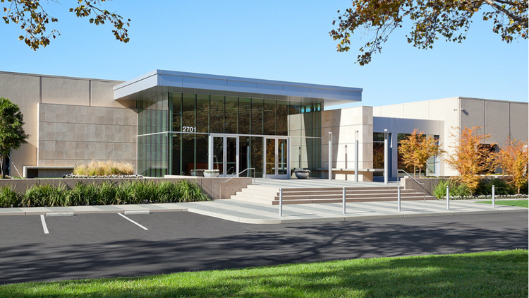 Vander-Bend Manufacturing has leased this building at 2701 Orchard Parkway in San Jose.