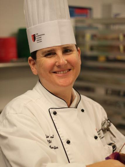 Chef Leslie Eckert is now leading the culinary department of the Art Institute of Raleigh-Durham, a campus of South University.