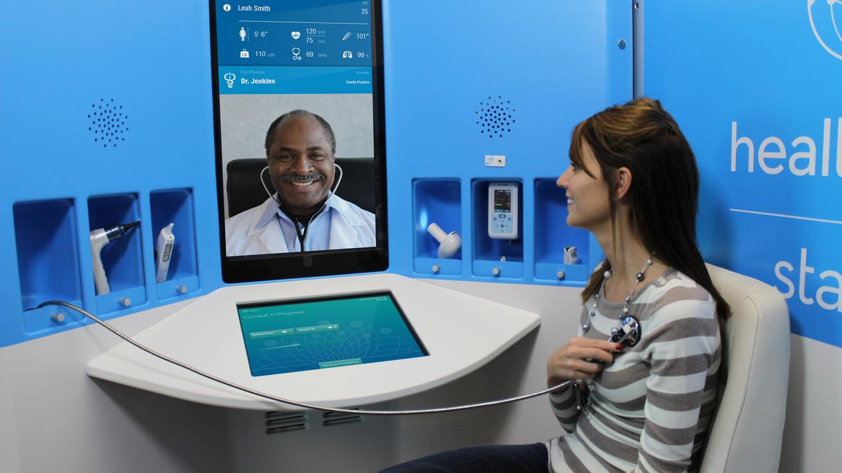 Xerox invests in HealthSpot, will help take its telemedicine booths