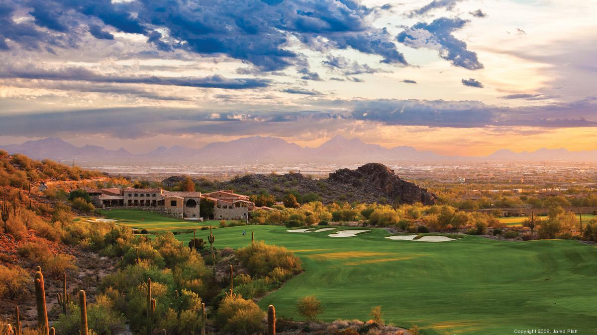 top of the phoenix lists golf courses phoenix business journal
