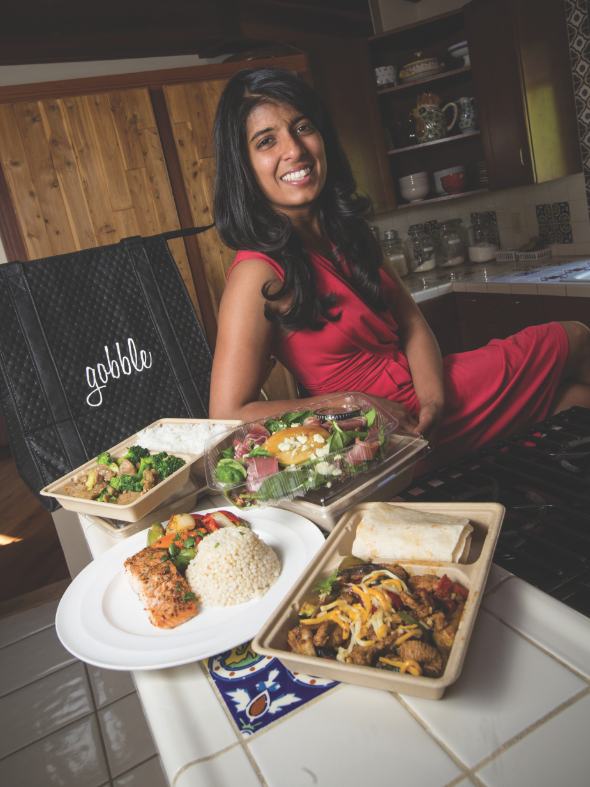 Gobble: Home-cooked meals minus the cooking and dishes - Silicon ...
