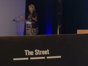 TheStreet.com held its first Newsmakers Conference for digital journalists this week.
