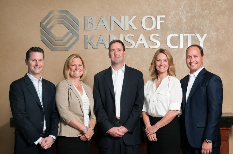 From left to right: Clay Fisher, Kathy Bazzell, Brian Maher, Diana Youngdahl and Randy Boatman