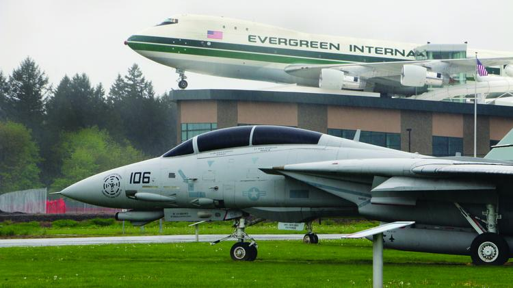 Buyer Steps Up For The Troubled Evergreen Aviation Space Museum