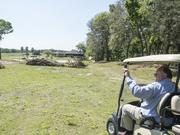 MG Orender discusses the renovations going on at the Mill Cove Golf Course.