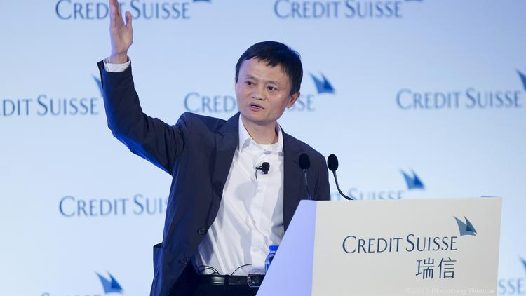 Jack Ma, chairman of Alibaba Group Holding Ltd., filed for his IPO yesterday.