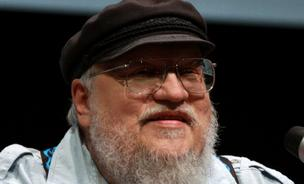 George R.R. Martin, the creator of Game of Thrones.
