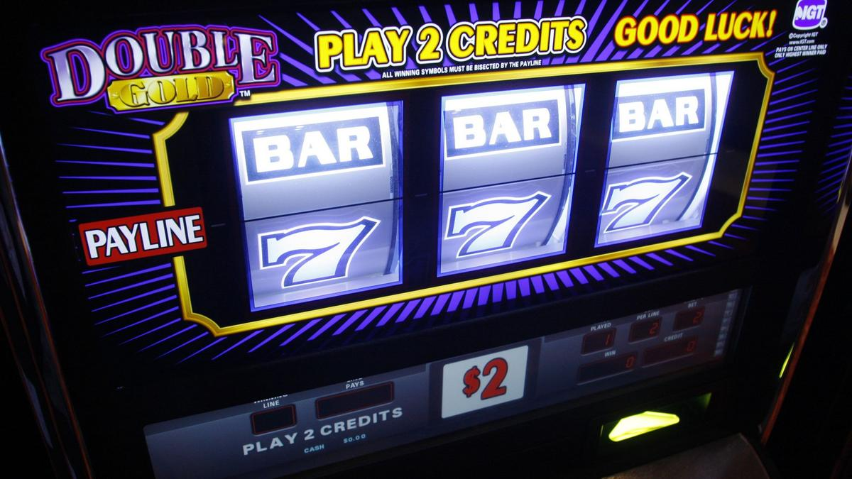 Harrahs casino best slots