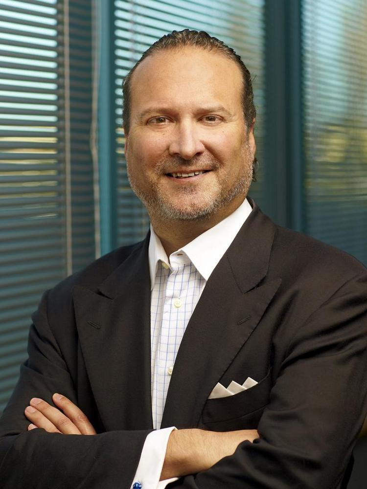 Robert Blum is the CEO of South San Francisco-based Cytokinetics Inc.