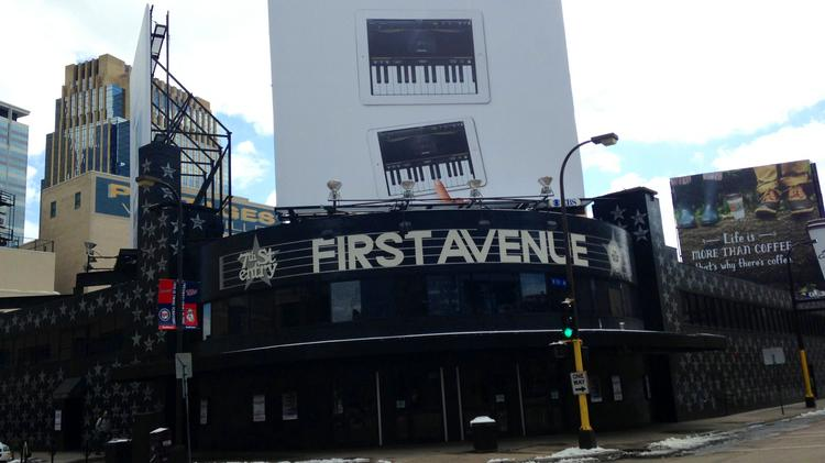 First Avenue bought St. Paul's Turf Club in 2013.