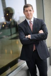 40 Under 40 2014 honoree Blake Hastings of CBRE Group's local office