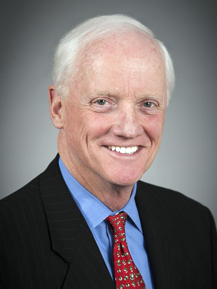 Frank Keating, president of the American Bankers Association