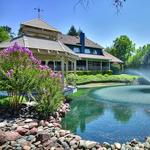 Luxury home sales market up from a year ago