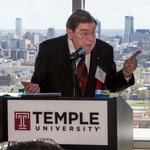 Temple University gets $1M gift