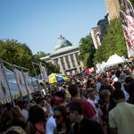 Survey: Are outdoor festivals good or bad for downtown Raleigh?