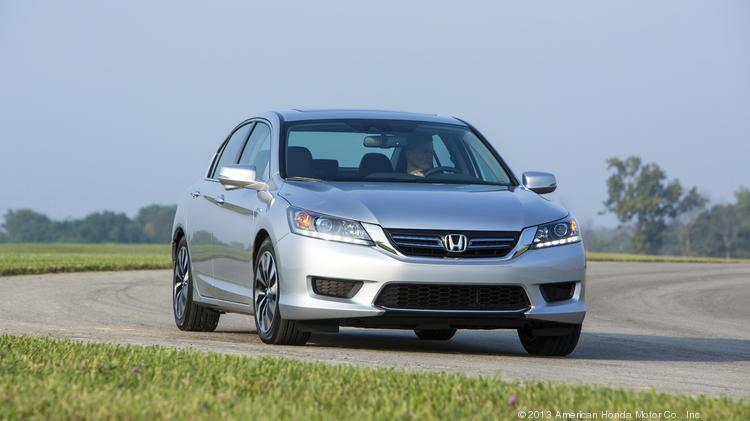 Honda, one of the largest employers in the Dayton region, ranked No. 5 on the new study.