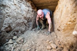 Rugged Races specializes in obstacle course races and an American version of the running of the bulls.