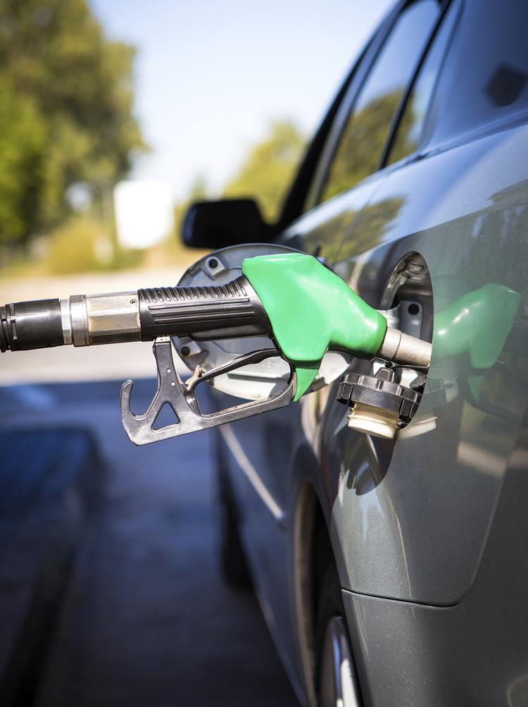 Gas prices in Sacramento are still 9.3 cents less than the state average of $4.124.