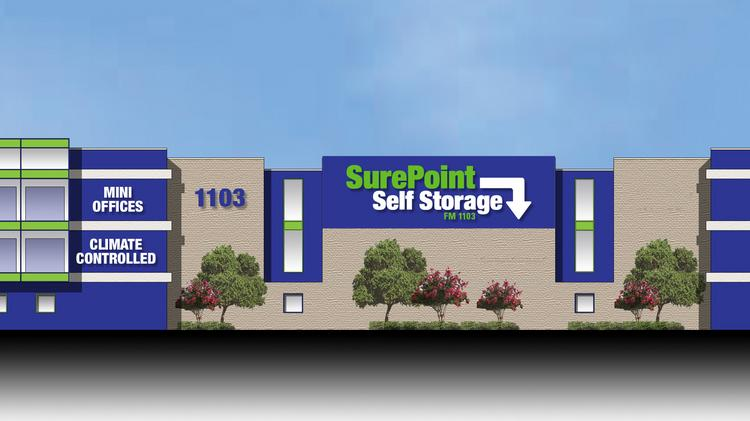 A trio of local developers Brian Cisarik, Robert Loeb and Jeff Bailey are building up their self-storage portfolio with a trio of new facilites, including a new project at IH-35 and FM 1103 in Schertz