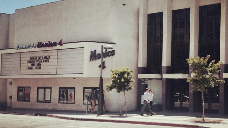 The Santa Monica Laemmle is one of the few theaters in the beach city and in need of an upgrade.