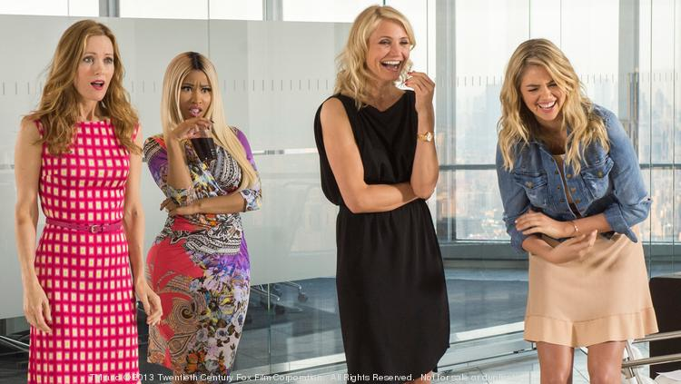 """""""The Other Woman"""" got dismal reviews, but ladies bought tickets to the $40 million laffer anyway to the tune of $24.8 million."""