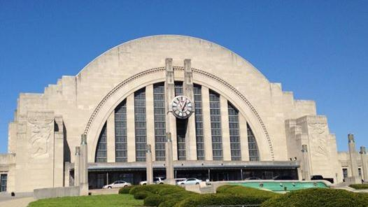 Collectively, Music Hall and Union Terminal, shown here, have been estimated to need $275 million in repairs.