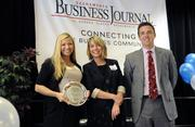 Ryan LLC was a finalist in the medium category of the Healthiest Employers awards.