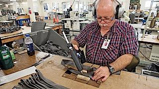 The Resource Center in Jamestown is Chautauqua County's largest employer.