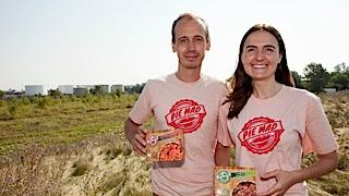 Damian Parker and wife Vicky are planning a Niagara Falls site for fish-and-chips, part of their English Pork Pie Co.