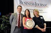McCarthy Building Cos. Inc. won the large category of the Healthiest Employers awards.