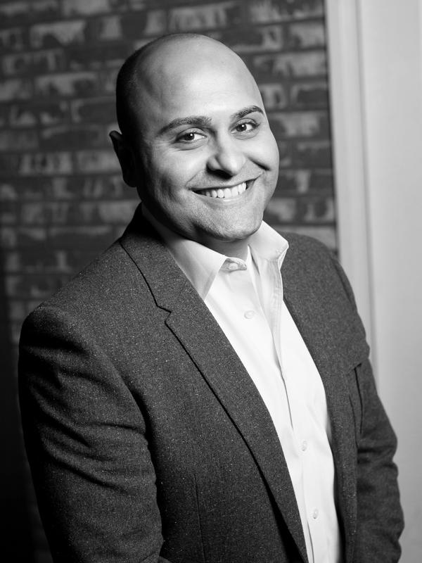 Vijay Khanna, president and CEO of konciergeMD