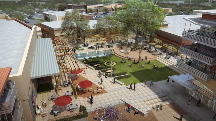 Waterside is a new 63-acre mixed-use development that will sit on the site of the former Lockheed Martin Recreation Association in Fort Worth along the Trinity River. The project recently landed Whole Foods Market as a grocery anchor.