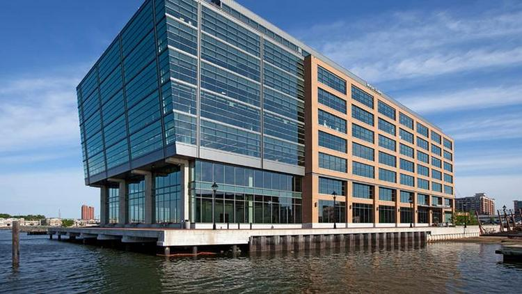 Thames Street Wharf at 1300 Thames St. fetched $341 per square foot, a record for downtown Baltimore.