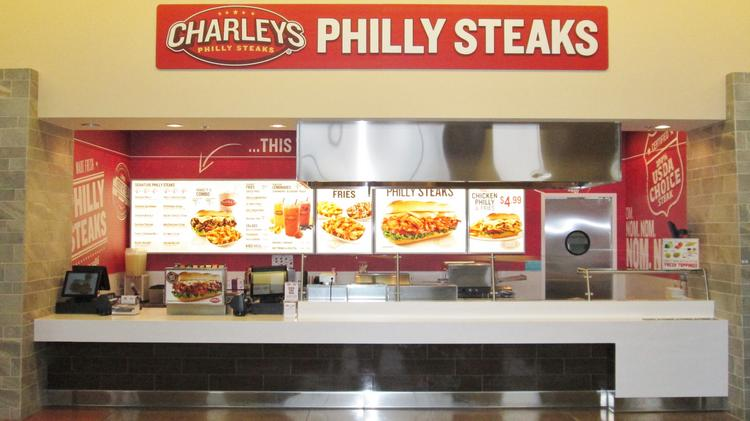 Charleys Philly Steaks Will Open A Location At Philadelphia Mills Along With Two Other Fast