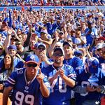 Buffalo Bills attendance up 7.4% in '14