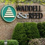 Ex-general counsel sues Waddell & <strong>Reed</strong> for breach