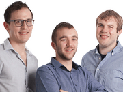 Understory founders, from left to right: Alex Jacobs, Bryan Dow and Alex Kubicek.