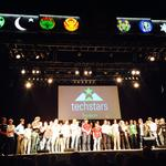 The GPS that tells you to watch for jaywalkers, and four other interesting startups at Techstars Demo Day