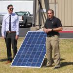 Bonded Logic breaks ground in Chandler on large solar energy project