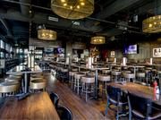 Thirsty Lion Gastropub and Grill seats 310 people inside its 8,000-square-foot space adjacent to Denver Union Station.